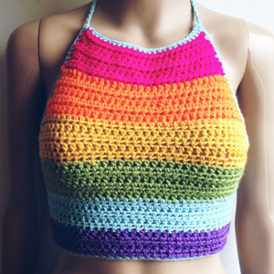3 Simple Summer Halter Top