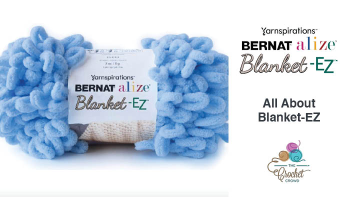 Bernat Blanket EZ All About Blanket EZ