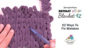 Bernat EZ Ways to Fix Mistakes