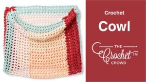 Caron X Patone Crochet Cowl