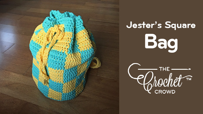 Jesters Bag of Square Tricks by Jeanne Steinhilber