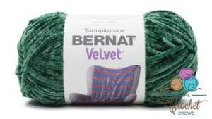 Bernat Velvet Pine Yarn