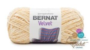 Bernat Velvet Soft Sunshine Yarn