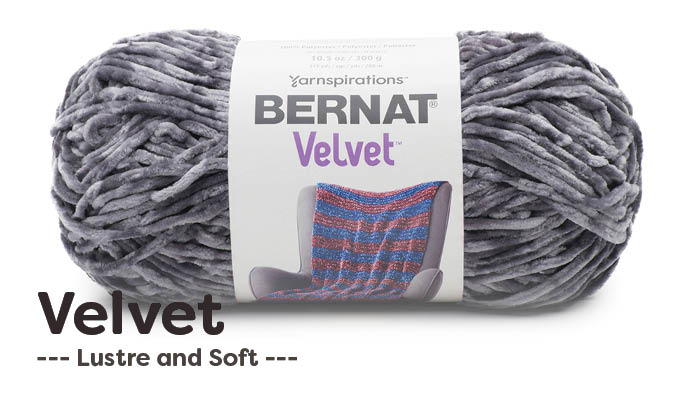 What To Do With Bernat Velvet Yarn The Crochet Crowd