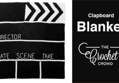 Crochet Clapboard Blanket
