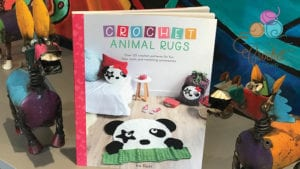 Crochet Animal Rugs Pattern Book