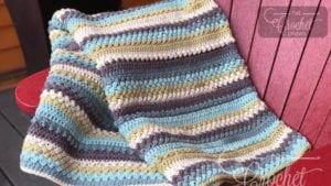 Crochet Beans and Bobbles Blanket
