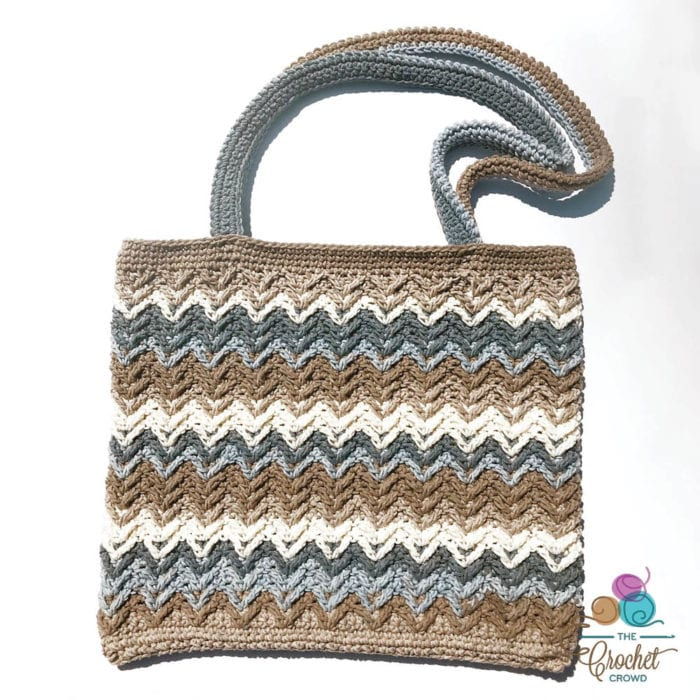 Rising Tides Crochet Bag