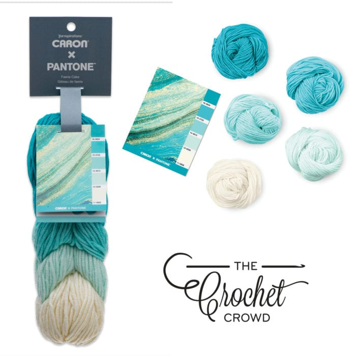 What To Do with Caron X Pantone Yarn? | The Crochet Crowd