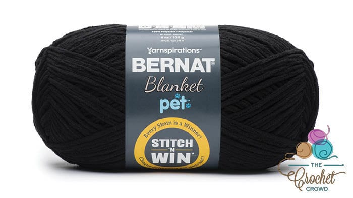 Bernat Blanket Pet - Coal