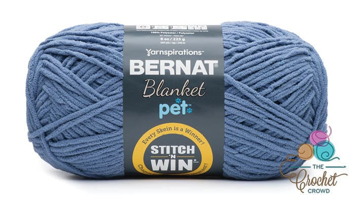 Bernat Blanket Pet - Denim