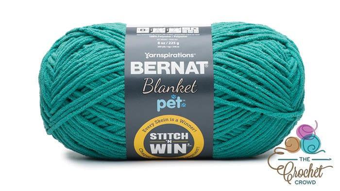 Bernat Blanket Pet - Teal