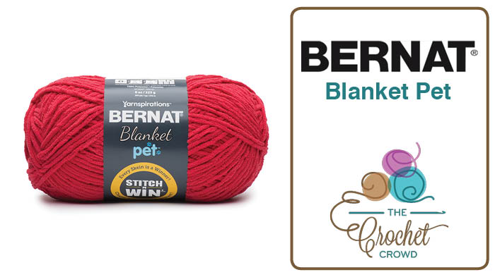 What To Do With Bernat Blanket Pet Yarn
