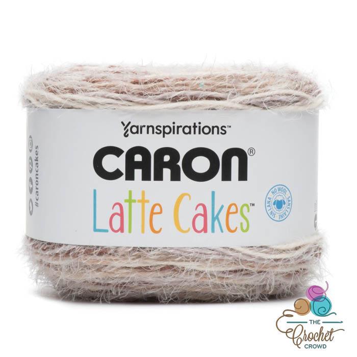 Caron Latte Cakes Yarn - Coconut Cream