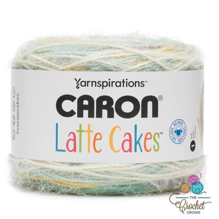 Caron Latte Cakes Yarn - Starfruit
