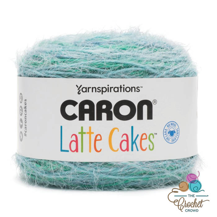 Caron Latte Cakes Yarn - Velvet Teal