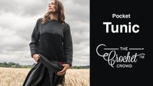 Crochet Pocket Tunic