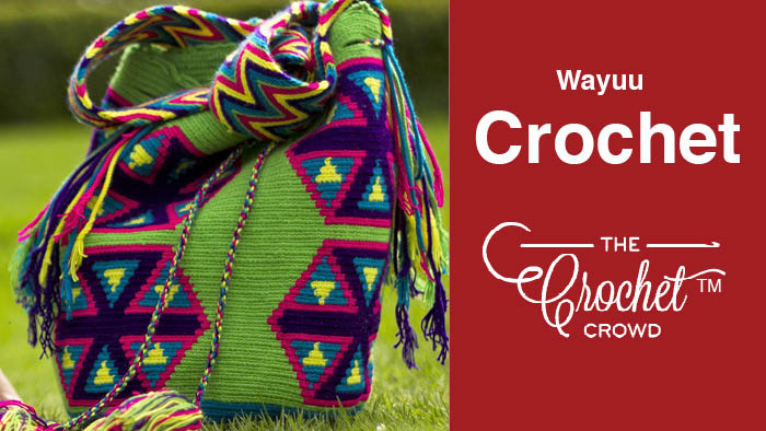 Wayuu Crochet for Mochilas