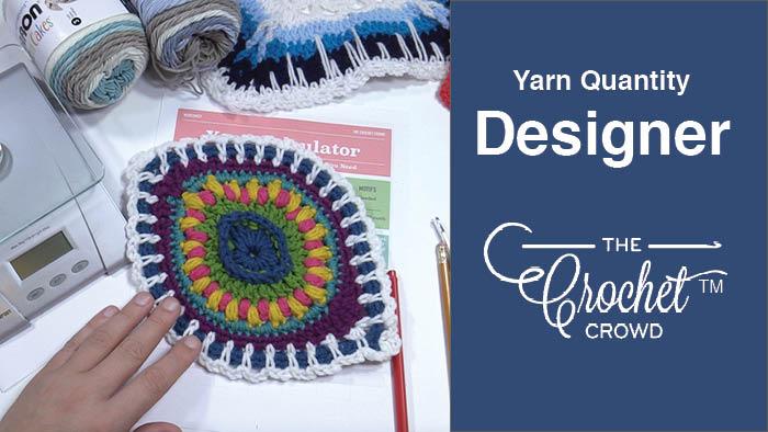 Yarn Quantity Designer