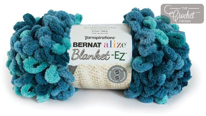 Overview Bernat Blanket-ez + Tutorial | The Crochet Crowd