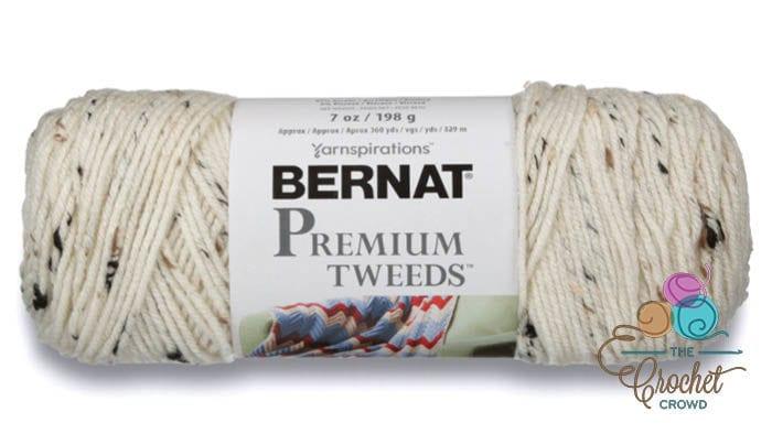 Bernat Premium Tweeds Yarn Aran