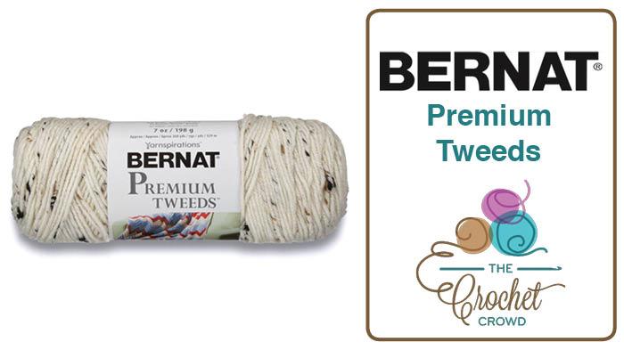 Bernat Premium Tweeds Yarn