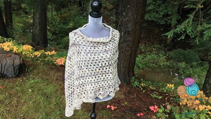 Crochet Gift Poncho