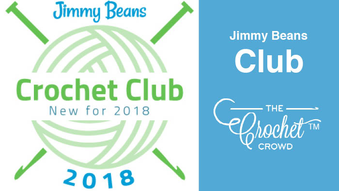 Jimmy Beans Crochet Club