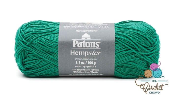 Patons Hempster Yarn - Jungle