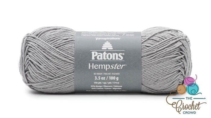 Patons Hempster Yarn - Pewter