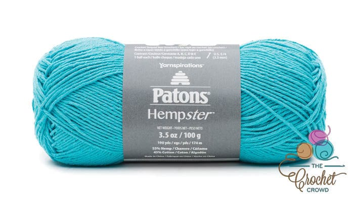 Patons Hempster Yarn - Surf