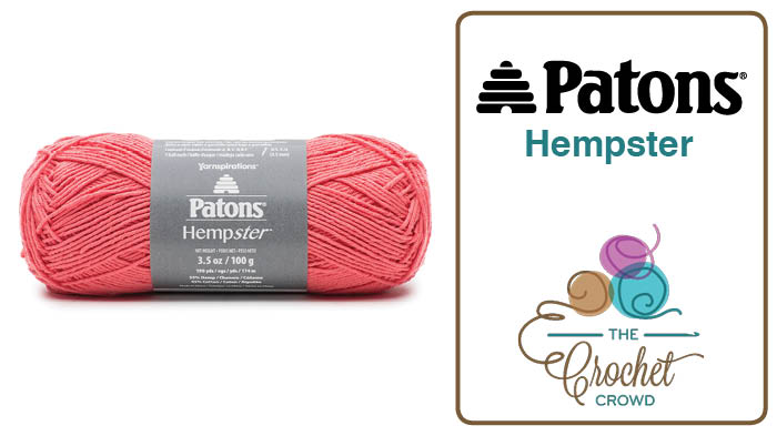 What To Do with Patons Hempster Yarn
