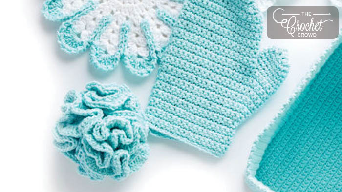 Crochet Bath Loofah Pattern + Tutorial