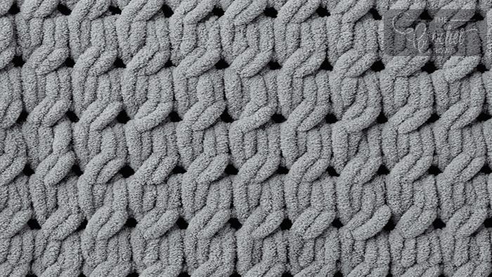 Bernat EZ Cable Stitch
