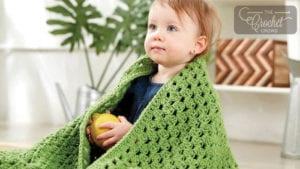 Easy Peasy Baby Blanket