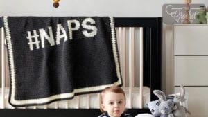 Crochet #Naps Blanket