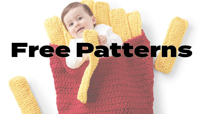 Free Crochet Patterns & Crochet Tutorials | The Crochet Crowd