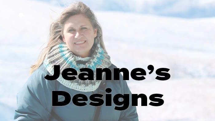 Jeanne's Crochet Designs