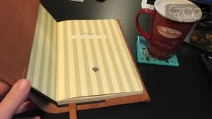 Removable Journals from Cover