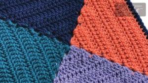 Crochet 4 Tone Granny