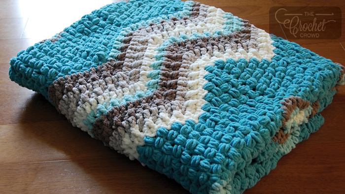 Bernat Baby Blanket Stripes Archives | The Crochet Crowd