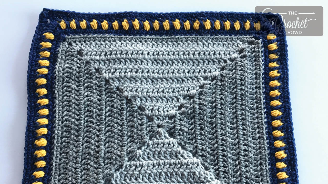 Crochet Broadway Mirror