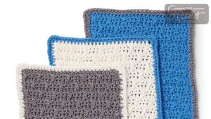 Crochet Scrub Up Dishcloths