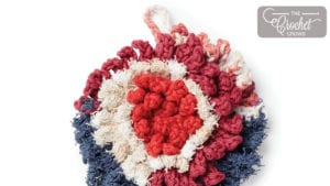 Crochet Scrubber