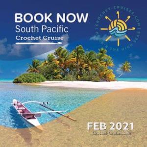 New Zealand / Fiji Crochet Cruise