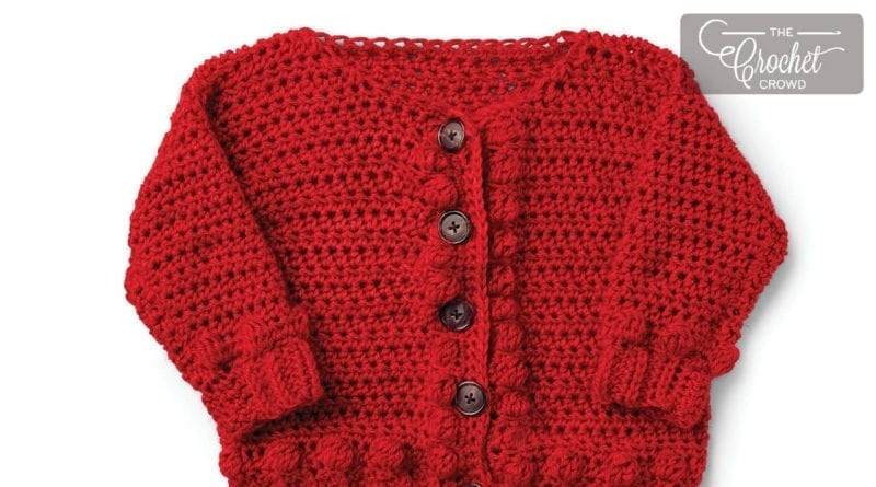Baby Sweaters Project Ideas The Crochet Crowd