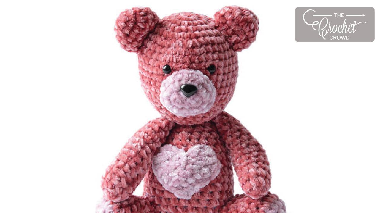 Valentine's Day Cat crochet pattern - Amigurumi Today | 720x1280