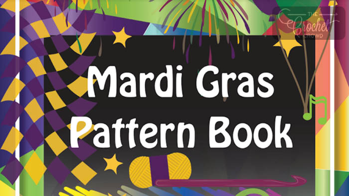 Free Crochet Cruise Mardi Gras Pattern Book