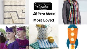 25 Most Loved on Ravelry Projects
