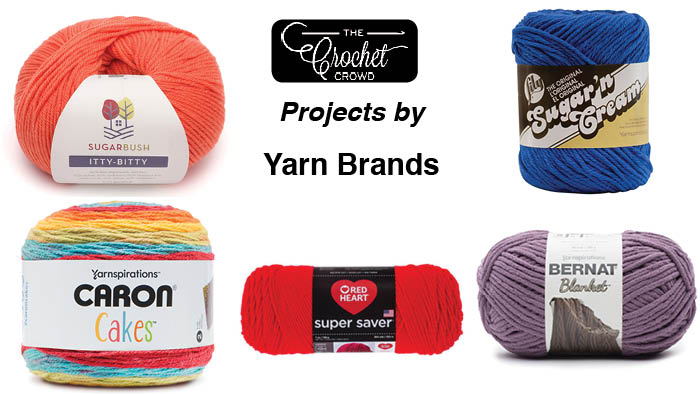 Projects by Yarn Brand